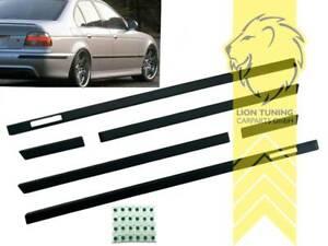 Seitenleisten Türleisten für BMW E39 Limousine Touring für M-Paket auch für M5