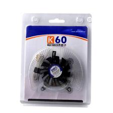 Aluminum 3Pin Quiet Fan PC VGA Video Graphics Card Heatsinks Cooler Cooling Fan