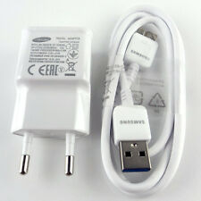 EU Wall Quick Charger + USB 3.0 Data Cable For Samsung Galaxy S5 Note 3 N9000