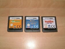 Pippa Funnell 2 + PLANET RESCUE + Pet Vet... NINTENDO DS/2 DS/3 DS Games