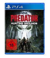 Predator: Hunting Grounds -- Standard Edition (Sony PlayStation 4, 2020) NEU OVP