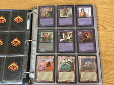 450+ Middle Earth Dark Minions CCG Collectible Card Game MECCG