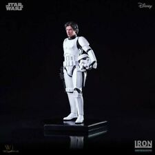 Han Solo in StormTrooper 1:10 Scale Polystone - Iron Studios - Action Figure