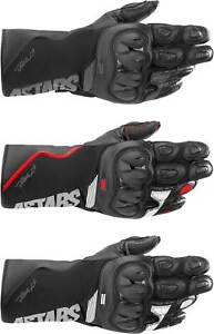 Alpinestars SP-365 Drystar Gloves - Motorcycle Street Bike Touring Leather Men