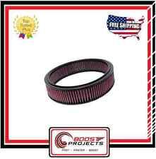 K&N Replacement Air Filter MERCEDES BENZ 560SEL / 500SEC / 420SEL * E-2872 *