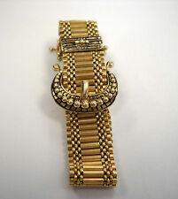 Vintage Geneva LADIES Swiss Watch 14K Yellow Gold 55.5 grams