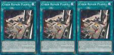 3X Cyber Repair Plant -COMMON- LEDD-ENB12-Yugioh Legendary Dragon Decks