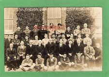 Royal Clarence Yard Athletics Club 1921 Gosport Royal Navy ? RP pc Ref M622