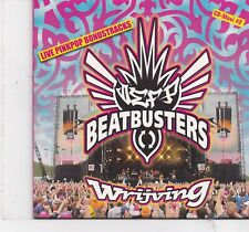 Beatbusters-Wrijving cd maxi single 4 tracks cardsleeve