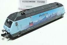 Fleischmann N SBB BLS 465 016-4 bunt 731398 NEU OVP Sound