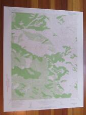 Copper Mountain California 1960 Original Vintage USGS Topo Map