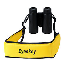Yellow Floating Strap for Waterproof Camera / Binocular Diving Floating Strap