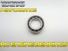 ABEC 7 12x21x5 mm rc Engine Bearing for traxxas 3.3 or others OS picco Losi 3.4