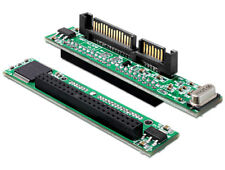 """2.5"""" 3.5"""" HDD PATA IDE a SATA 44 Pin Adaptador Convertidor PCB Tarjeta de interfaz de disco duro"""