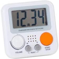 Atlanta Kurzzeitmesser - Digital Weiß Magnet Kurzzeitwecker Küchenuhr Timer 244