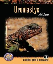 Uromastyx (Complete Herp Care), Taylor, John F., PH.D., Acceptable Book