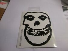 MISFITS STICKER NEW 2002 VINTAGE OOP RARE COLLECTIBLE