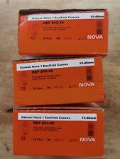 Dansac Nova Stoma 1 Easifold Convex 15-46mm Stoma Bag 842-46 3 X Boxes of 10