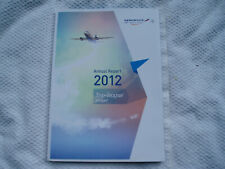 AEROFLOT AIRLINE COMPANY BROCHURE     2010 ANNUAL REPORT - OVER 200 PAGES