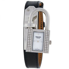Hermes kelly KE1232212 Original Diamonds Quartz Stainless Steel Women's Watch