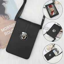Crossbody Touch Screen Phone Wallet Purse Shoulder Small Bag Leather Pouch Case