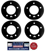 4 X HOLDEN FACTORY STYLE WHEEL SPACER 2mm THICK SUIT LC 186X LJ GTRXU1 LX HK