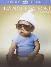 Blu Ray UNA NOTTE DA LEONI - (Steelbook) ......NUOVO