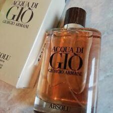 Acqua Di Gio Giorgio Armani Absolu 125ml Eau De Parfum