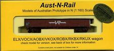 ELX Victorian Railways number 259 with Micro-Trains bogies