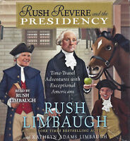 NEW Rush Revere and the Presidency Audio Book Vol 5 CD Limbaugh Unabridged