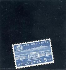 Switzerland 1960 Scott# 7O33 mint LH