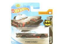Hotwheels TV Series Batmobile 163/365 Short Card 1 64 Scale Sealed New