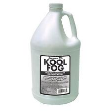 American Dj Kool Fog Low Flying Fog/Smoke Machine Fluid/Juice - 1 Gallon