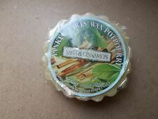 Yankee Candle Usa Rare Sage & Cinnamon Wax Tart