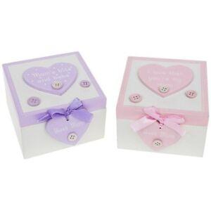 Keepsake Memory Box Bereavement Remembrance Mum Mummy Gift
