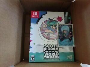 Scott Pilgrim VS The World Complete Edition (Nintendo Switch, 2021)