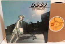 DEODATO 2001 Billy Cobham Stanley Clarke Ron Carter Hubert Laws Ray Barretto LP