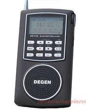 Degen DE1126 receiver DIGITAL DSP AM FM MW SW radio MP3 récepteur mondial