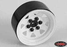 RC4WD Z-W0128 4 6 Lug Wagon 1.9 Steel Stamped Beadlock Wheels RC Crawler Scale
