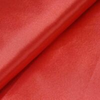 """Coral SATIN FABRIC 54"""" x 10 yards Bolt Craft Sewing Put-up Wedding Party Draping"""