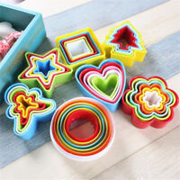 Craft Kitchen Christmas Tree Mould Biscuit Cookie Cutter Fondant Cake Mold