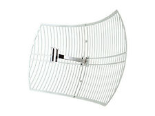 TP-LINK TL-ANT2424B 2.4GHz 24dBi WiFi Outdoor Grid Parabolic Antenna N Female