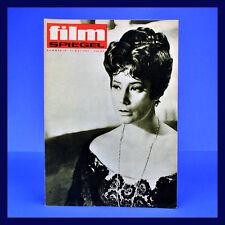 DDR ▶ Filmspiegel 10/1967 Evelyn Opoczynski Bern. Blier