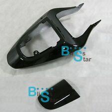 Black Tail Rear + Seat Cowl Fairing for Suzuki GSX-R1000 GSXR1000 2001 2000-2002