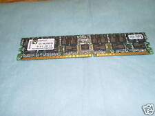 Kingston Model: KTC-ML370G3/2G Memory. 2GB DDR 266.  Good Used Pull <