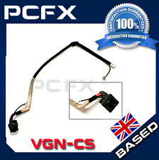 SONY VAIO PCG-3C1M VGN-CS11S DC JACK POWER SOCKET CONNECTOR HARNESS WIRE CABLE