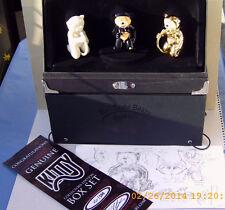 Bad Taste Bears Kitty CE Limitiertes Boxset  Nr. 250 von 500 Gold, Normal, White