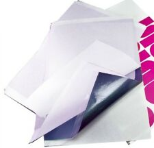 10 x High Quality Tattoo Stencil Thermal Transfer Paper