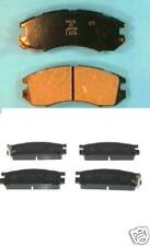 FOR SUBARU IMPREZA FORESTER LEGACY FRONT & REAR BRAKE PADS