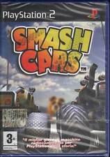 Smash Cars Videogioco Playstation 2 PS2 Nuovo Sigillato